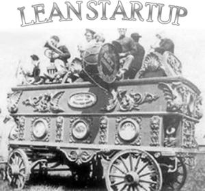 Lean Startup bandwagon
